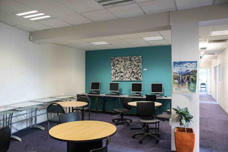 Séjour linguistique Nouvelle-Zélande, Auckland - NZLC Auckland Language Centre - Salon