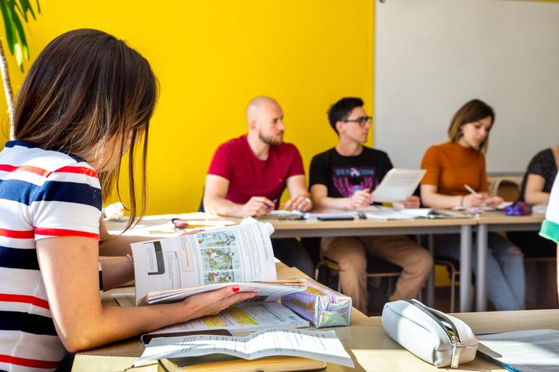 Sprachaufenthalt Deutschland, Berlin - GLS Sprachenzentrum Berlin - Lektionen