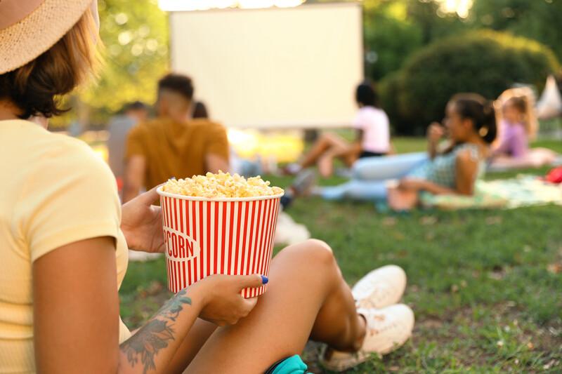 Sprachaufenthalt Frankreich, Moustiers-Sainte-Marie - Kino