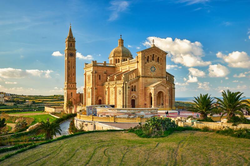 Sprachaufenthalt Malta, Gozo - Ta'Pinu