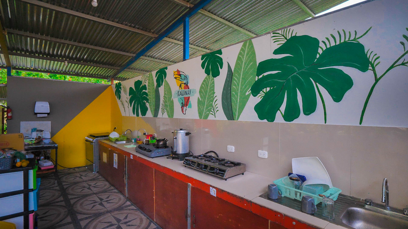Sprachaufenthalt Panama, Bocas del Toro - Spanish by the Sea Bocas del Toro - Accommodation - Residenz - Küche