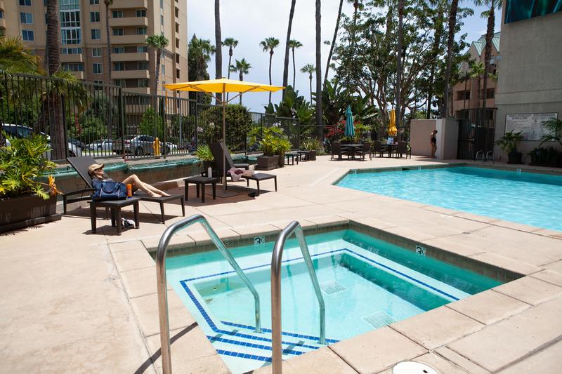 Sprachaufenthalt USA, San Diego - EC San Diego - Pool