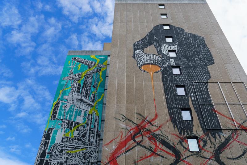 Séjour linguistique Angleterre, Bristol - Street Art