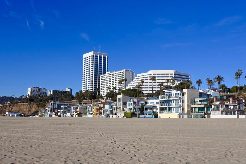 Sprachaufenthalt USA, Los Angeles - EC Los Angeles - Santa Monica Beach