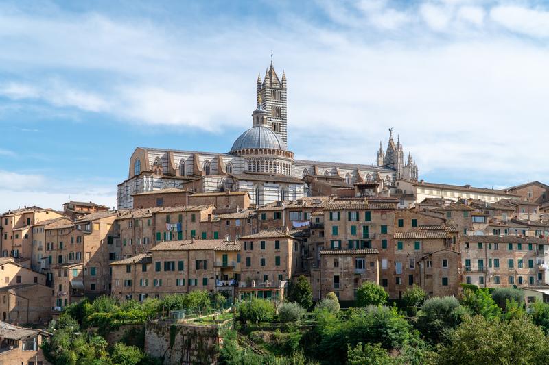 Sprachaufenthalt Italien, Siena - Stadt