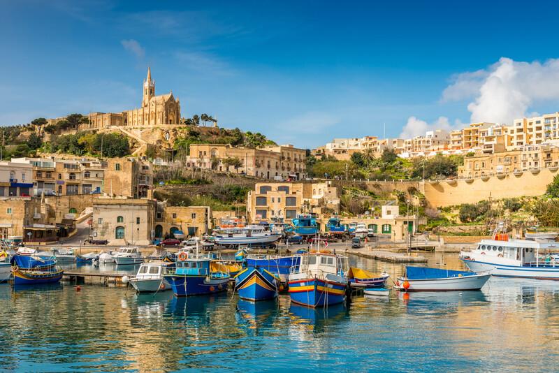Sprachaufenthalt Malta, Gozo