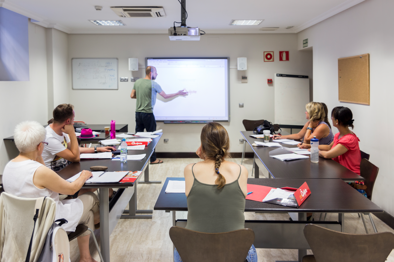 Séjour linguistique Espagne, Madrid - Don Quijote Madrid - Leçons