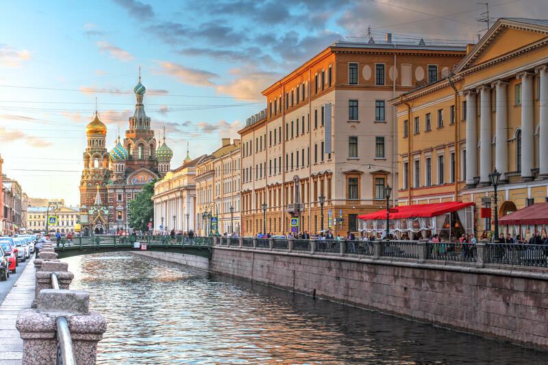 Sprachaufenthalt Russland, St Petersburg