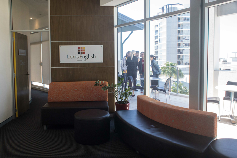 Sprachaufenthalt Australien, Sunshine Coast - Lexis  English Maroochydore - Lounge