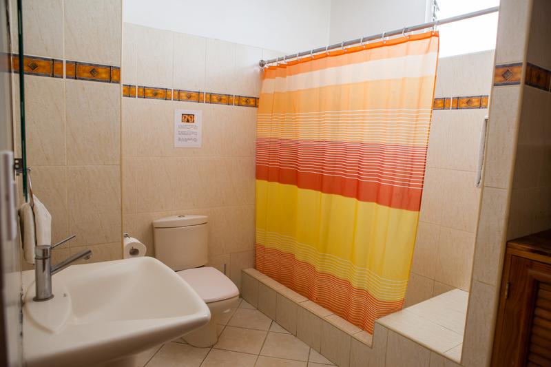 Sprachaufenthalt Dominikanische Republik - Santo Domingo - Instituto Intercultura Santo Domingo - Accommodation - Residenz - Badezimmer