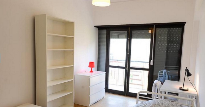 Sprachaufenthalt Portugal, Lissabon - CIAL Lisboa - Accommodation - Student Residenz Lisbon - Schlafzimmer
