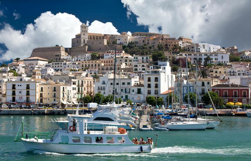 Séjour linguistique Espagne, Ibiza - Port