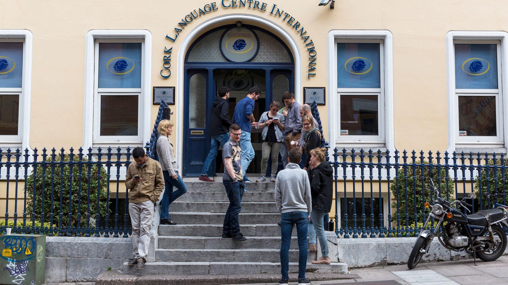 Séjour linguistique Irlande, Cork - ACET - école