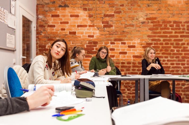 Séjour linguistique Russie, St. Petersburg - Liden und Denz St. Petersburg - Leçons