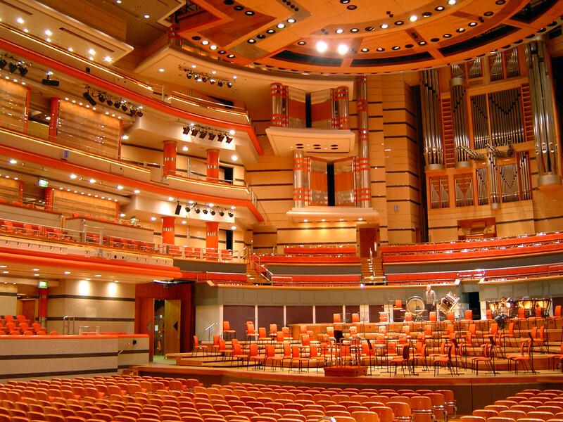 Sprachaufenthalt England, Manchester - Operahouse