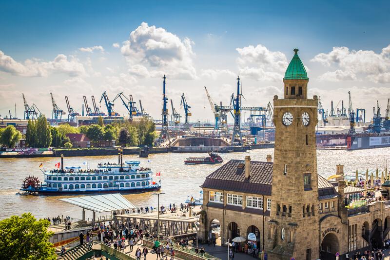 Sprachaufenthalt Deutschland, Hamburg