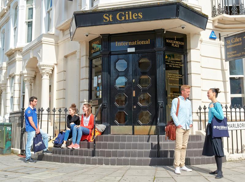 Séjour linguistique Angleterre, Brighton – St. Giles Brighton - École