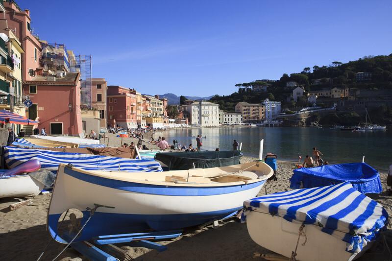 Séjour linguistique Italie, Sestri Levante