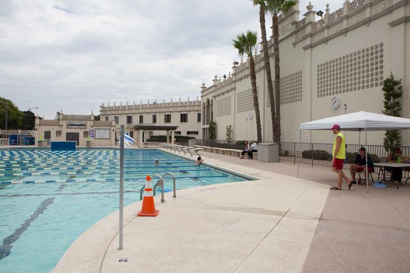 Sprachaufenthalt USA, San Diego - Converse University of San Diego - Pool