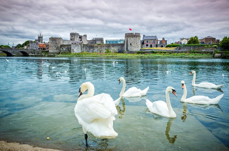 Séjour linguistique Irlande, Dublin - King John's Castle