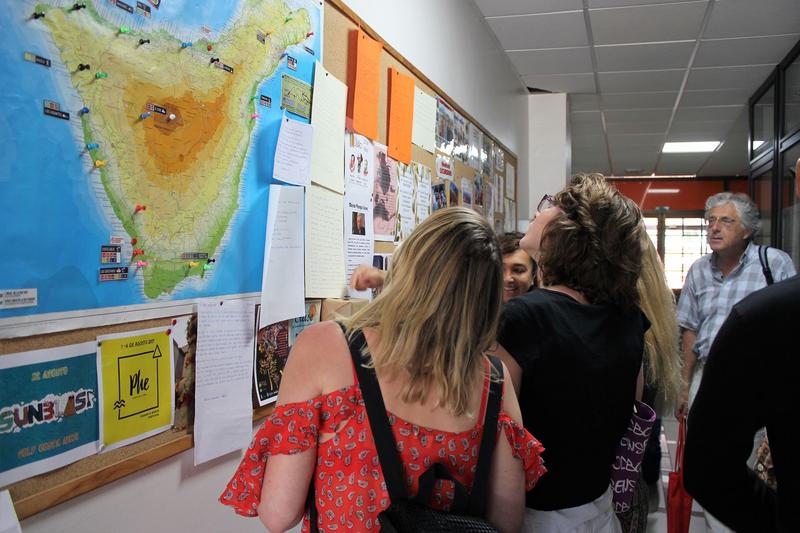 Sprachaufenthalt Spanien, Teneriffa - FU International Academy Tenerife - Studenten