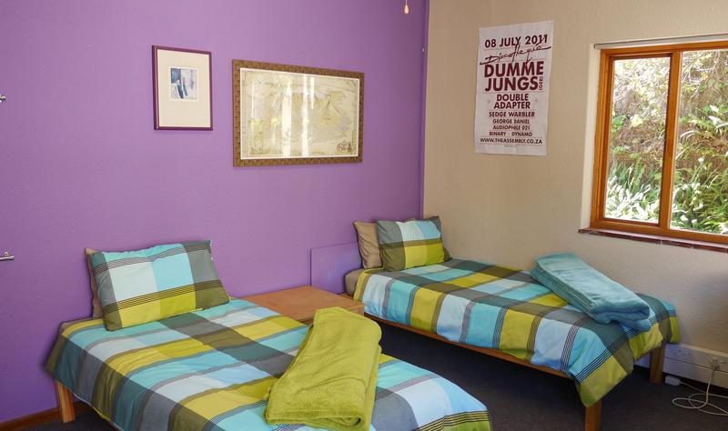 Sprachaufenthalt Südafrika, Capetown - GHS Southern Suburbs - Accommodation - GHS Student House - Doppelzimmer