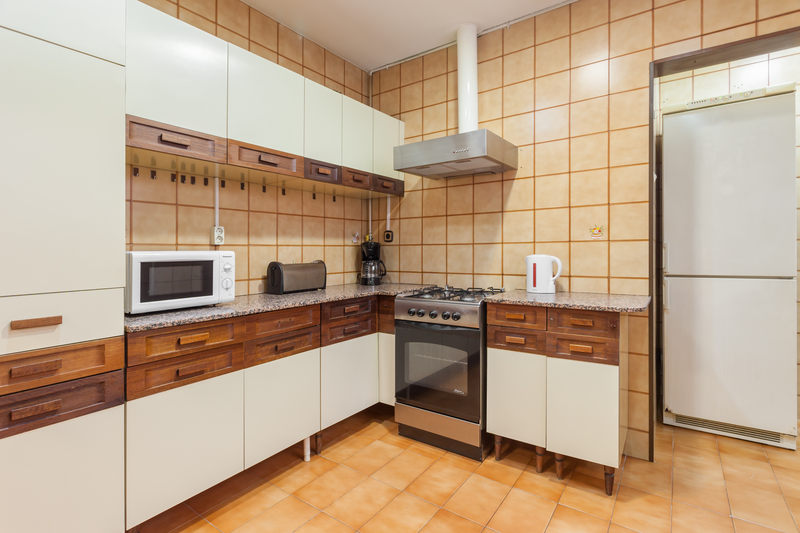 Sprachaufenthalt Spanien, Barcelona - Expanish Barcelona - Accommodation - Student Shared Apartment - Küche