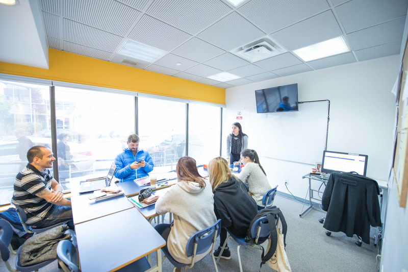 Séjour linguistique Canada, Kelowna - VanWest College Kelowna - Leçons