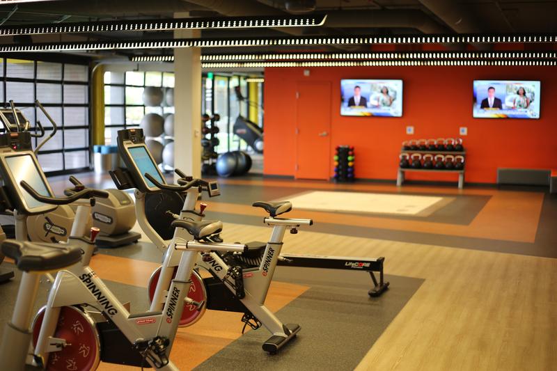 Sprachaufenthalt USA, San Diego - CEL Pacific Beach - Accommodation - Shared Apartment Superior - Gym