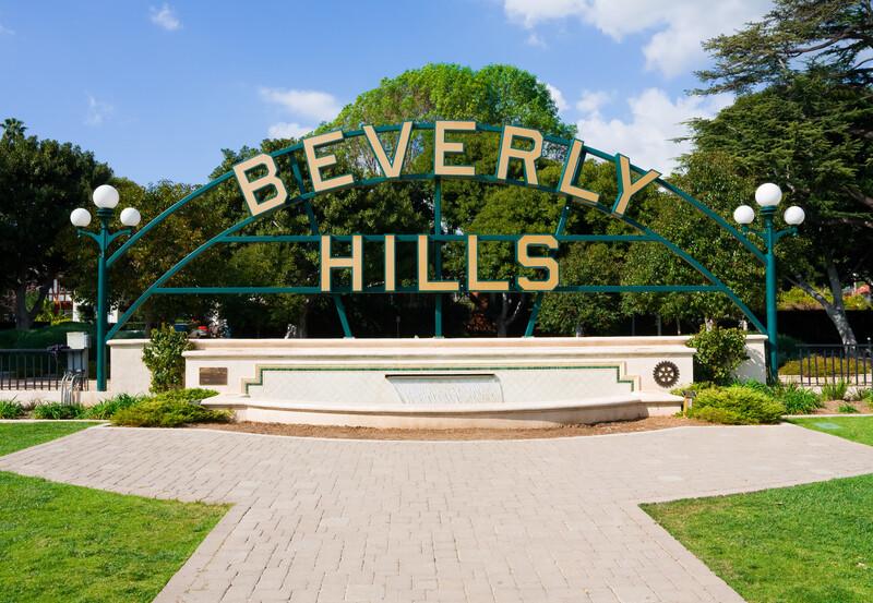 Séjour linguistique États-Unis, Los Angeles - Beverly Hills