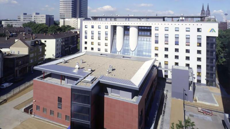 Sprachaufenthalt Deutschland, Köln - Humboldt Institut Cologne - Accommodation - Residenz