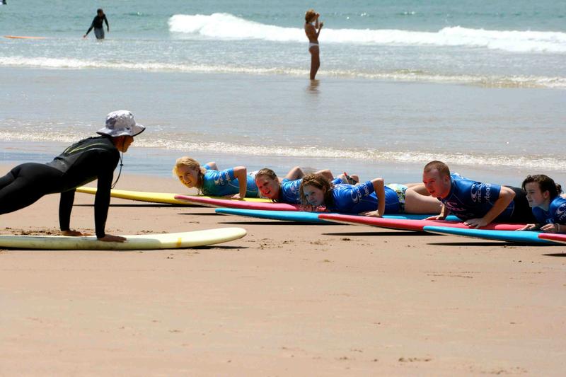 Séjour linguistique France, Biarritz - Biarritz Language Courses Institute BLCI - Surfing