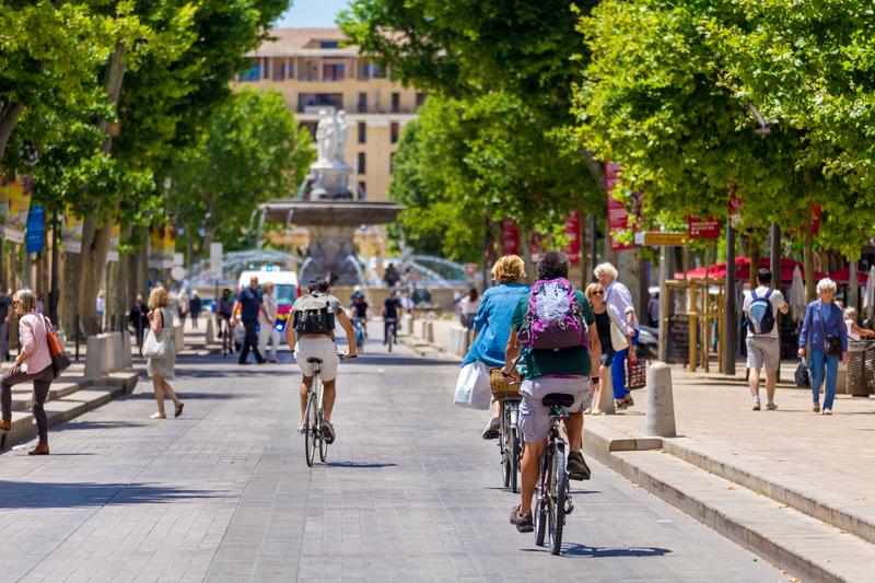 Sprachaufenthalt Frankreich, Aix en Provence - Stadt