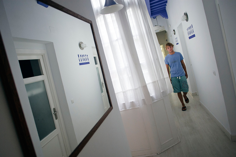 Sprachaufenthalt-Spanien, Cádiz - CLIC Cádiz - Accommodation - Residenz