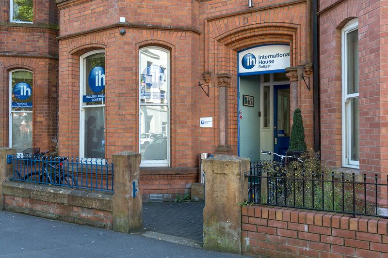 Séjour linguistique Angleterre, Belfast - International House - école