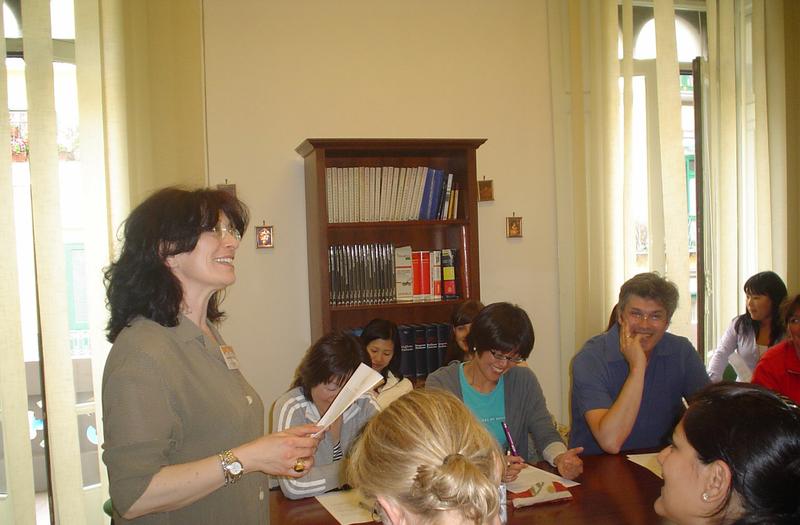 Sprachaufenthalt Italien, Salerno - Accademia Italiana Salerno - Lektionen