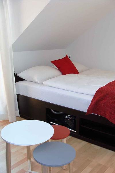 Sprachaufenthalt Deutschland, Meersburg - Meersburg Academy - Accommodation - Apartment - Zimmer