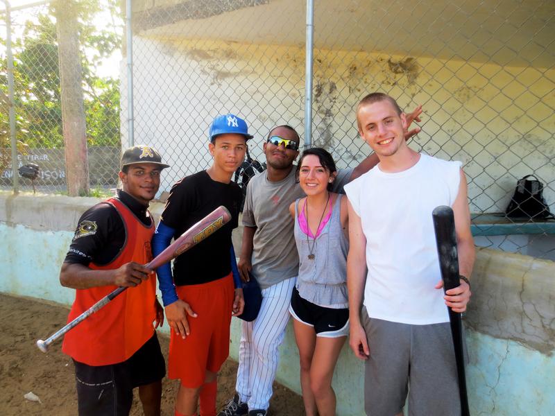 Sprachaufenthalt Dominikanische Republik, Sosua - Instituto Intercultura Sosua - Baseball