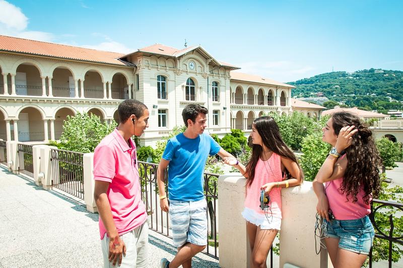 Séjour linguistique France, Cannes - Centre International d'Antibes Summercamp Cannes - Étudiants