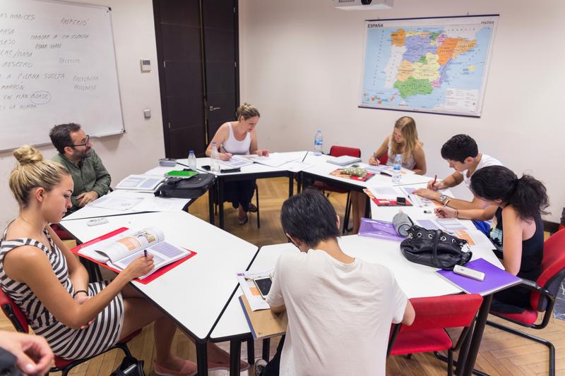 Séjour linguistique Espagne, Madrid - Don Quijote Madrid - Leçon