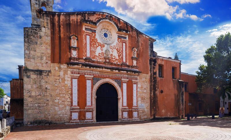 Sprachaufenthalt Dominikanische Republik, Santo Domingo - Kathedrale