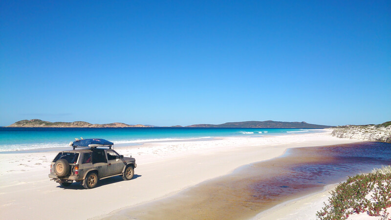 Sprachaufenthalt Australien, Noosa - Fraser Island