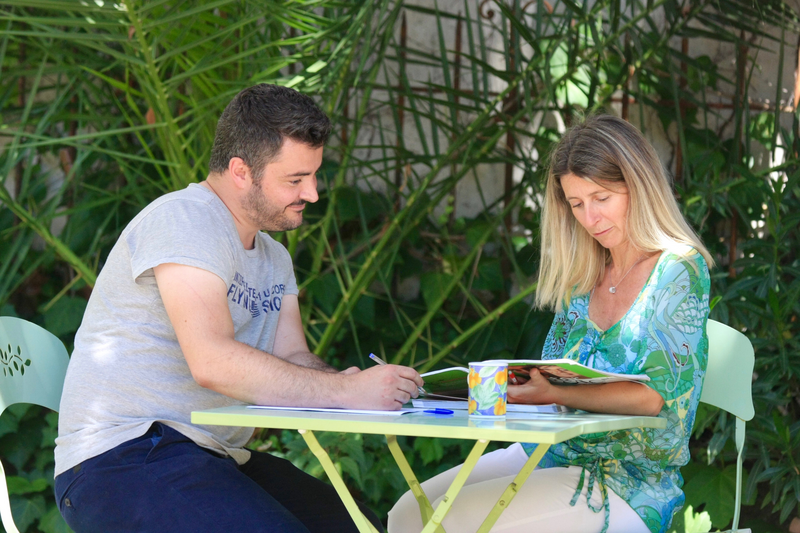 Sprachaufenthalt Frankreich, Nizza - Idiom Nizza - Lektionen