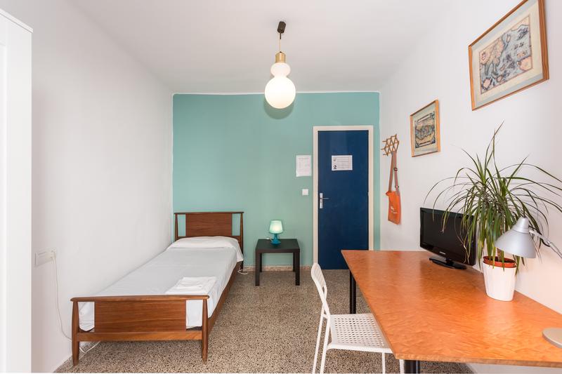Sprachaufenthalt Spanien, Ibiza - Instituto de Idiomas Ibiza - Accommodation - Apartment - ZImmer