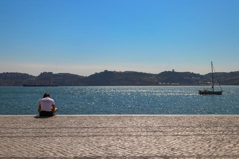 Sprachaufenthalt Portugal, Lissabon - Uferpromenade