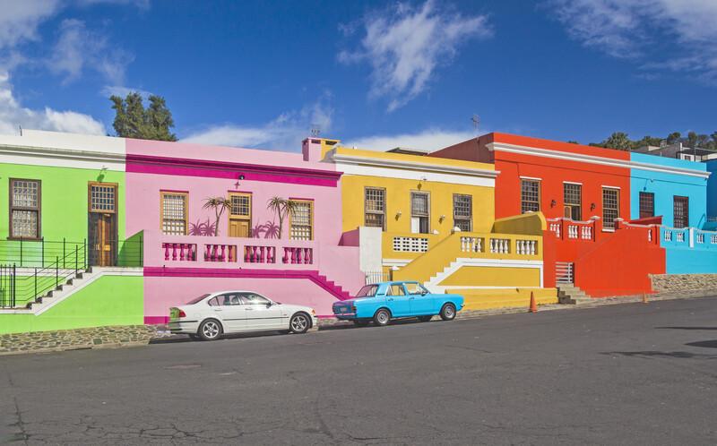 Sprachaufenthalt Südafrika, Capetown - Bo Kaap Borough