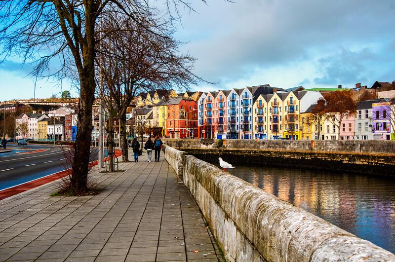 Séjour linguistique Irlande, Cork - River Lee