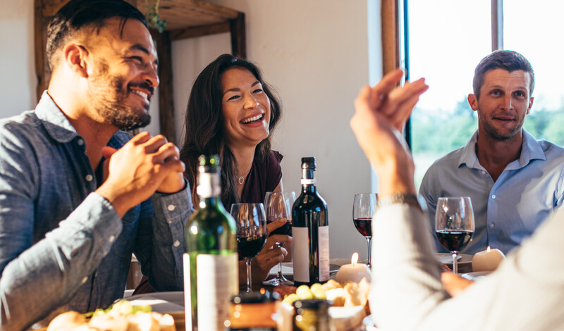 Séjour linguistique Belgique, Spa - Dinner