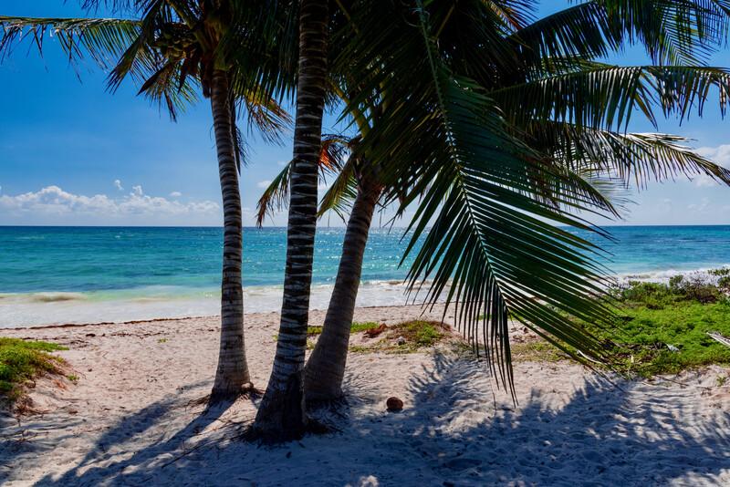 Séjour linguistique Mexico, Playa del carmen - Plage