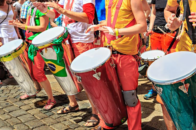 Séjour linguistique Brésil, Rio de Janeiro - Carnaval